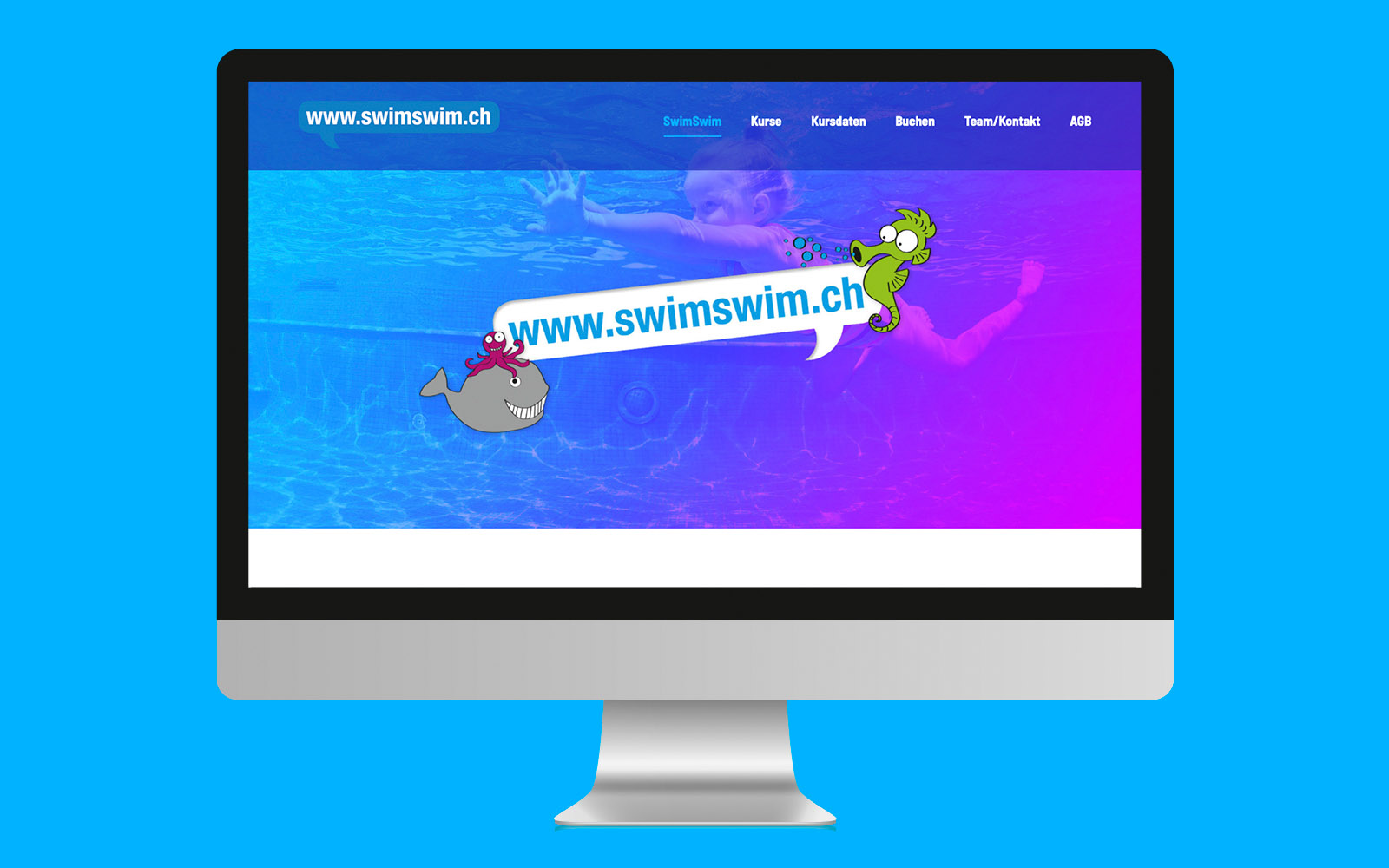 Desktopversion SwimSwim