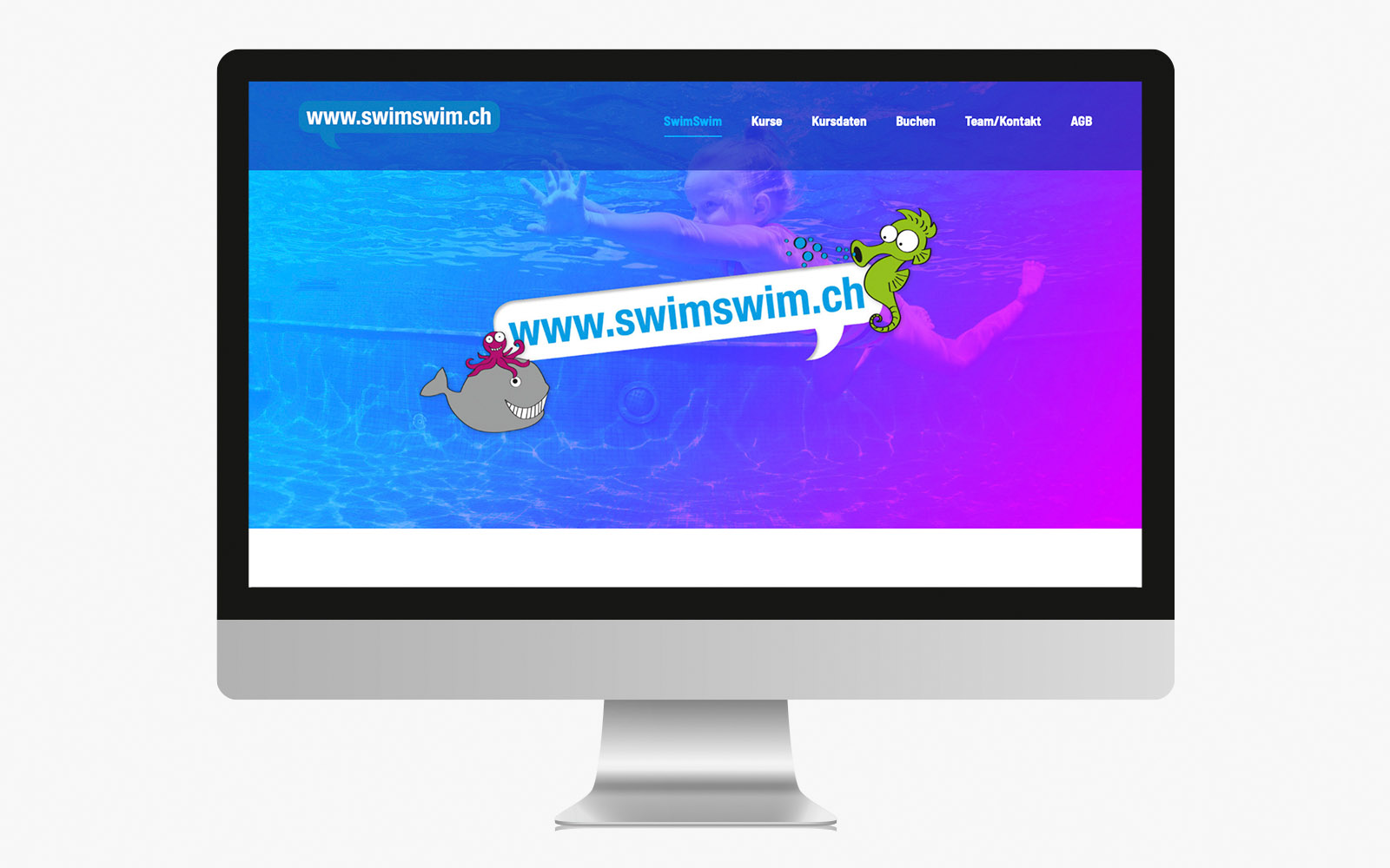 Kunde SwimSwim